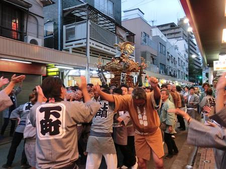 烏山神社 例大祭 2011年